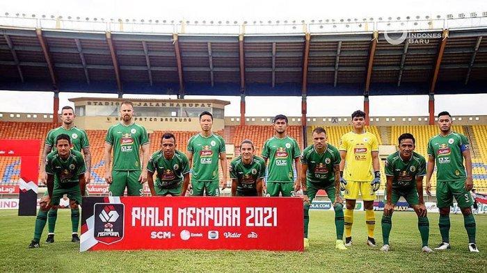 Skuad PS Sleman Siap Bermain Habis-habisan Hadapi PSM Makassar Diperebutan Peringkat Ketiga