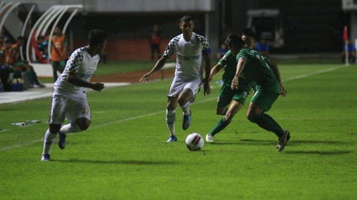 PS Tira Persikabo Tahan Imbang PSS Sleman, Arthur Barrios Bonai: Satu Poin Jadi Motivasi