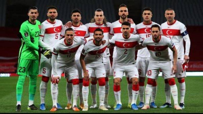 Siaran Langsung Turki Vs Wales di Laga Kedua Grup A Piala Eropa 2020, Ini Prediksi Susunan Pemainnya