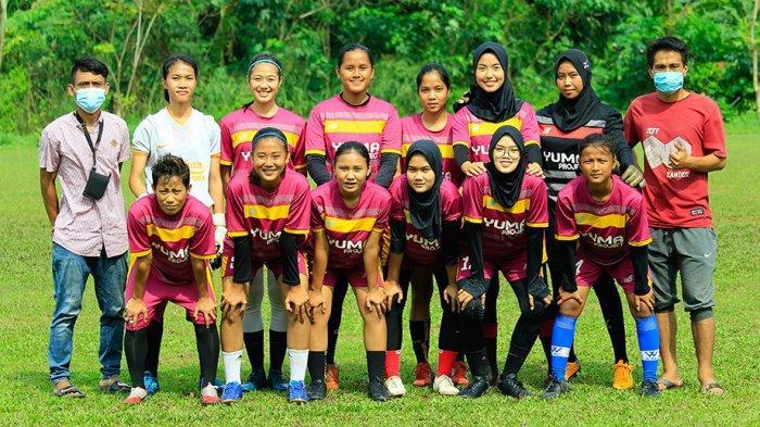 Maco Yuma Dirikan Tim Yuma Project FC Putri untuk Dukung Perkembangan Sepak Bola Putri Nasional