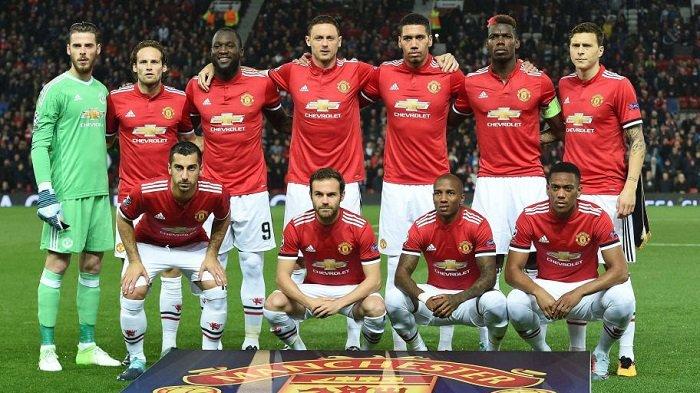 Manchester United Siap Jamu Barcelona