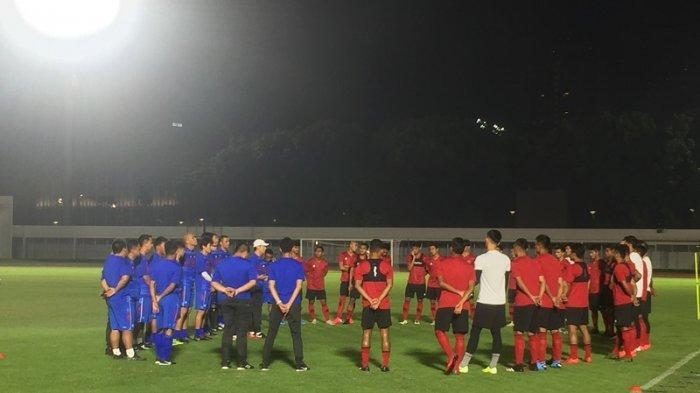 Empat Pemain Bhayangkara FC Hadiri TC Perdana Timnas Indonesia di Stadion Madya