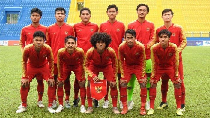 Inilah Menu Latihan Timnas Indonesia U-19 Pada Hari Ini