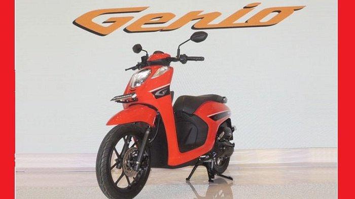 Matik Baru Honda Genio Ternyata Olinya Lebih Sedikit dari Beat dan Vario