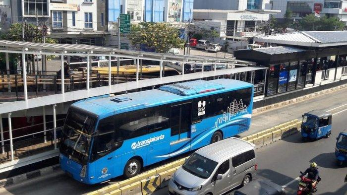 Ada Aksi 212, ini Perubahan Rute dan Pelayanan TransJakarta