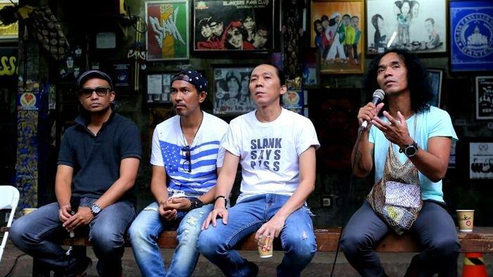 Slank Bakal Gelar Konser Pemenangan Jokowi-Maruf di Stadion GBK, Catat Tanggalnya