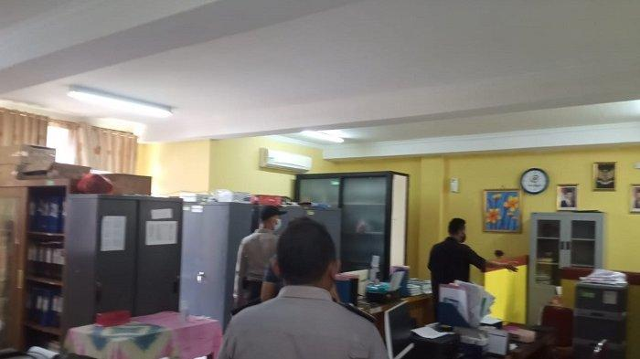 SMAN 12 Kota Bekasi Dibobol Maling Jelang Lebaran, 3 Laptop dan 1 Ponsel Raib