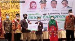 Gubernur Sumatera Barat Launching Smart Enterpreneur