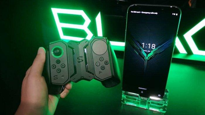 Rilis di Indonesia, Harga dan Spesifikasi Lengkap Ponsel Gaming Black Shark 2 dan Black Shark 2 Pro