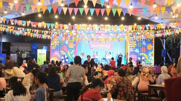 Pasar Senggol 2019 Hadirkan Variasi Kuliner Terkini dalam Konsep Pasar Malam