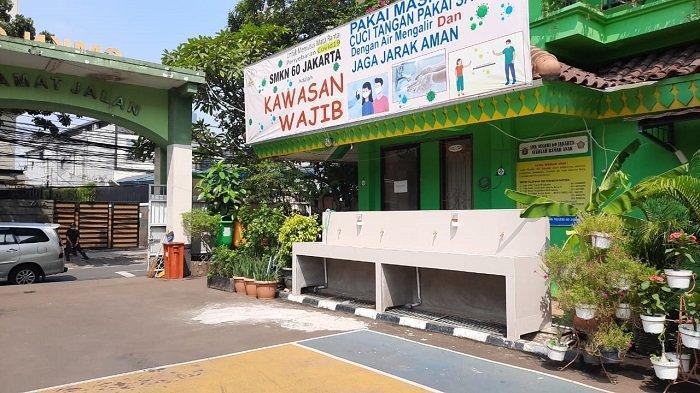 Bertambah, Ratusan Sekolah di Jakarta Barat akan Menggelar PTM Tahap II