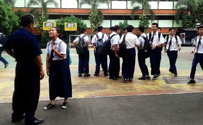 Ada 13 Siswa SMP di DKI Jakarta Tak Lulus UN