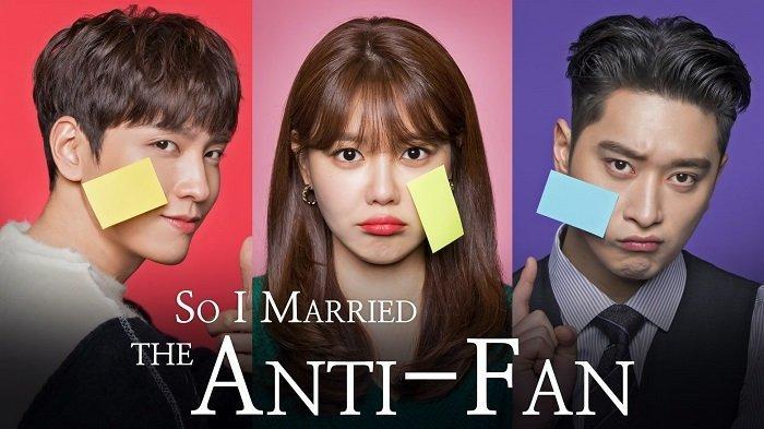 4 Drama Korea Paling Populer Versi Viki Bulan Ini, Ada So I Married the Anti-Fan dan Taxi Driver