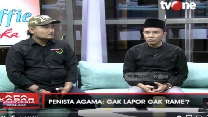 Novel Bamukmin Minta Sukwati-Gus Muwafiq Ditangkap, NU: Gak Pernah Lapor Penista Agama