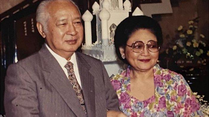 Mbak Titiek Kenang Hari Istimewa 73 Tahun Silam, Momen Ketika Pak Soeharto dan Ibu Tien Menikah