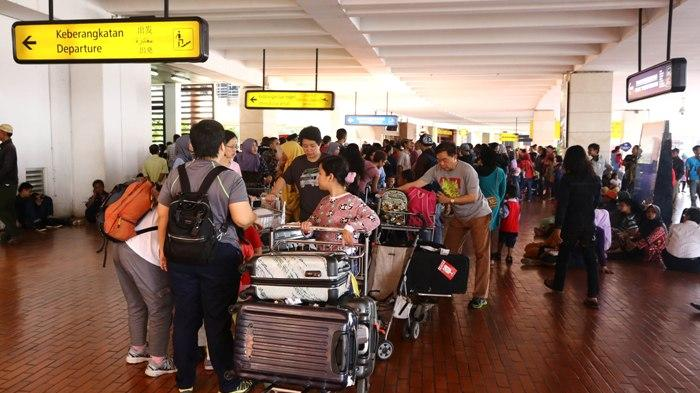 Sebanyak 523 Pesawat Disiapkan untuk Layani Mudik Lebaran 2017