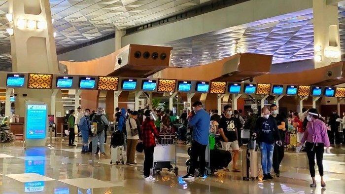Minat Terbang Naik, Suplai Kursi Penerbangan di Bandara Soekarno-Hatta Salah Satu Terbanyak di Dunia