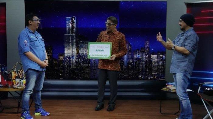 Sogo Indonesia Gandeng Benih Baik, Ajak Pelanggan dan Pengunjung Donasi Beli APD, Masker dan PCR