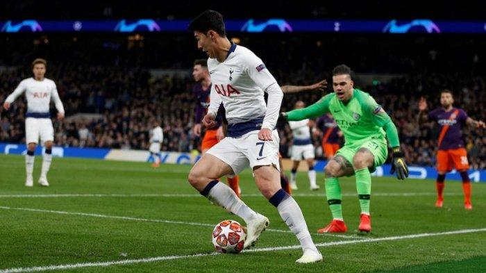 Hasil Tottenham vs Manchester City 1-0: Son Heung-min dan Stadion Baru Bikin City Gigit Jari