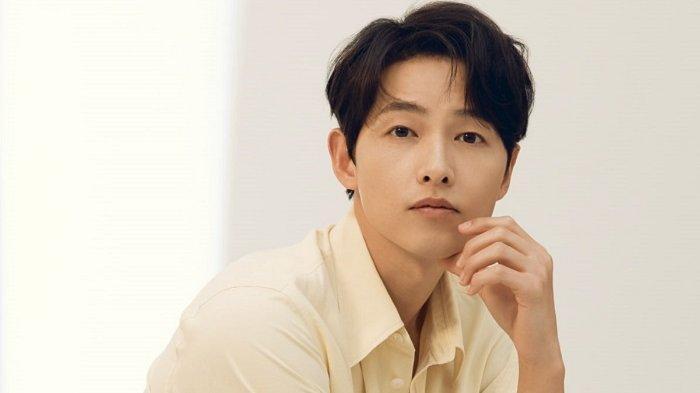 Song Joong Ki Menangis saat Syuting Terakhir Drama Korea Vincenzo