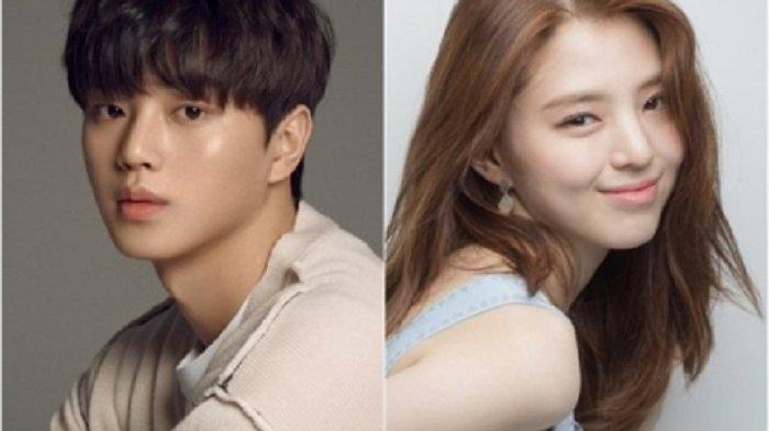 Han So Hee dan Song Kang Tampil Serasi di Lokasi Syuting Nevertheless
