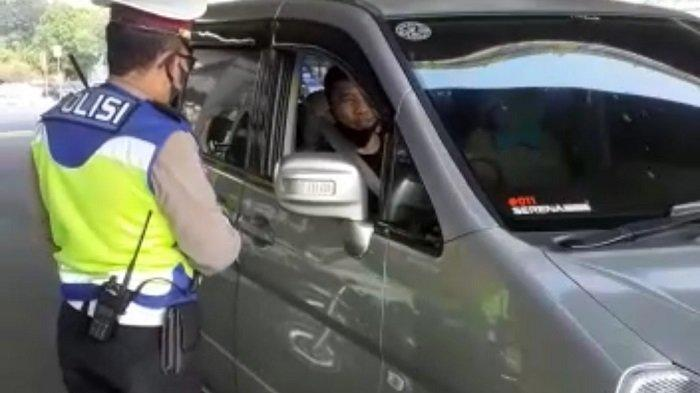 Sosialisasi Kedua Ganjil Genap, Pelanggar di Jakarta Barat Capai 155 Mobil