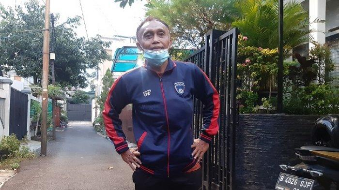 Lebih Dekat dengan Peri Sandria, Anak Kampung yang Menjadi Legenda Sepak Bola Indonesia