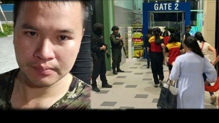 Tragedi Penembakan Massal di Pusat Perbelanjaan di Thailand Dilakukan Tentara, Masalahnya Sepele
