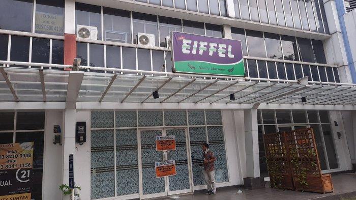 DPMPTSP Kota Tangsel Tunggu Surat Rekomendasi Pencabutan Izin Eiffel Healthy Massage Bintaro