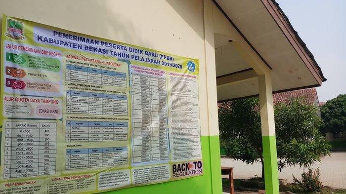 Langkah-langkah Pendaftaran PPDB Kabupaten Bekasi, Orang Tua dan Calon Siswa Harus Cermat
