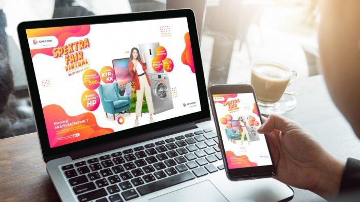 SPEKTRA FAIR Hadirkan Promo dan Hadiah Menarik untuk Warga Jakarta