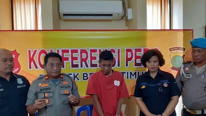 Komar Alias Komeng, Jauh-Jauh Datang dari Lampung ke Bekasi Hanya Ingin Mencuri Motor, Tapi Gagal