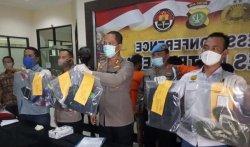 Lima Pelaku Spesialis Pembobol Minimarket di Bekasi dan Karawang Ditangkap