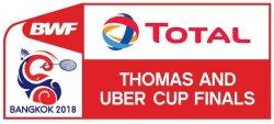 Catat dan Simpan! Jadwal Tim Indonesia di Piala Thomas dan Uber 2018