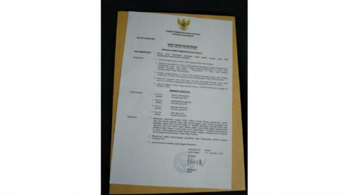 Sprindik Palsu Erick Thohir Beredar, Ketua KPK Perintahkan Deputi Penindakan Ungkap Pelakunya