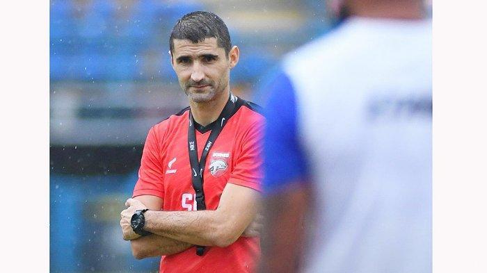 Srdan Lopicic Balik Lagi ke Samarinda Dampingi Ahmad Amiruddin Jadi Asisten Pelatih Mario Gomez