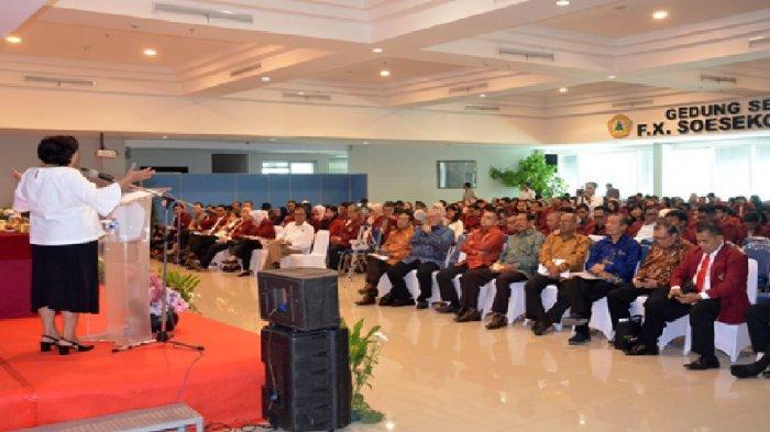 Ketua Wantimpres Sri Adiningsih Ungkap Strategi Indonesia Menghadapi Turbulensi Ekonomi Global