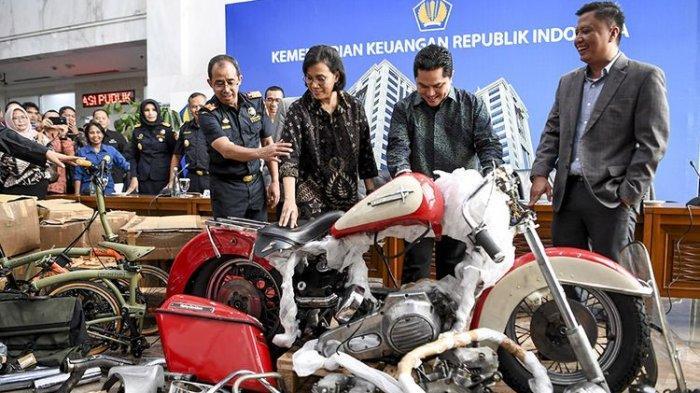 IPW Desak Polisi Bekuk dan Tahan Dirut PT Garuda Indonesia yang Selundupkan Harley Davidson