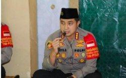 Kombes Sri Wahyu Bintoro Beri Arahan Khusus Jelang Pilkades Kabupaten Tangerang