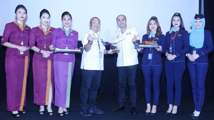 Sriwijaya Air Group Sajikan Layanan SJ In-flight Entertainment Bagi Pelanggan Setianya