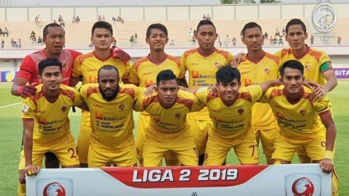 Sriwijaya FC Lolos Semifinal, Kas Hartadi Bantah Timnya Bermain Aman Saat Hadapi Persiraja