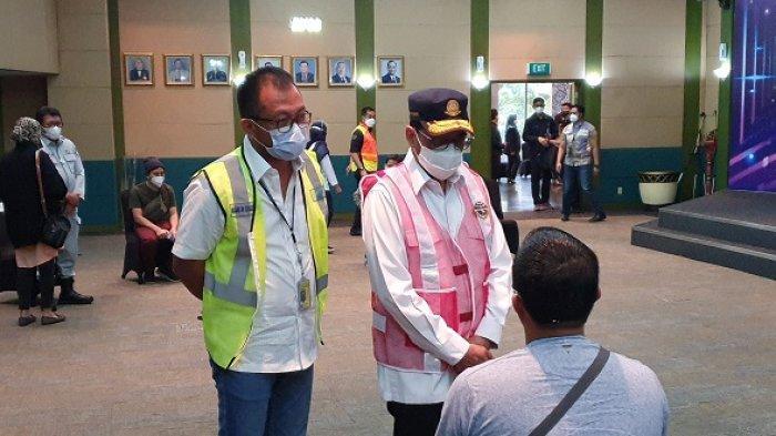 Kemenhub Pastikan Pesawat Sriwijaya Air SJ 182 Dalam Kondisi Laik Mengudara Sebelum Terbang