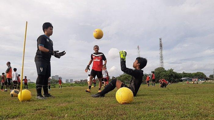 SSB Binaan Palmerah Mimpikan Anak Palmerah Sekitarnya Jadi Pemain Timnas Indonesia