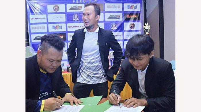 Manajemen SSB Peru FC Cipondoh Lakukan Kontrak Pemain Seperti Layaknya Klub Profesional