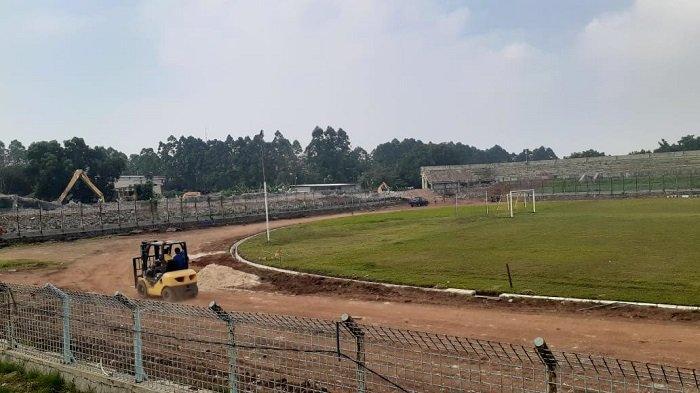 Dinanti-nantikan Para Suporter Persikota, Renovasi Stadion Benteng Diharapkan Cepat Selesai