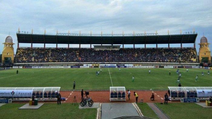 Akhmad Hadian Lukita Direktur Utama PT LIB Berharap Dua Stadion di Bandung Bisa Digunakan Secepatnya
