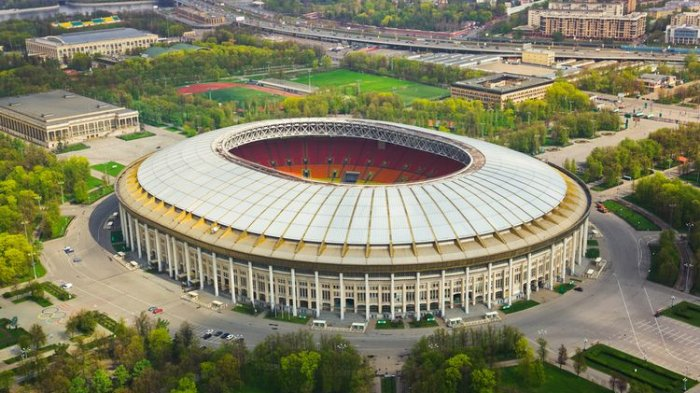 Melihat Stadion Tuan Rumah Piala Dunia yang Menjadi Inspirasi Soekarno Bangun GBK