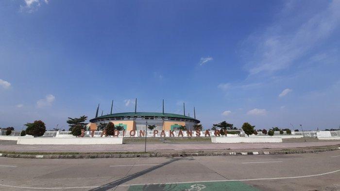Perbaikan Stadion Pakansari Molor, Bupati Bogor: Siapa pun Yang Bermasalah Pasti Akan Dipanggil