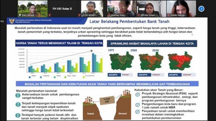 Terhambatnya Pembangunan Akibat Pengadaan Lahan, Pemerintah Akan Bentuk Bank Tanah