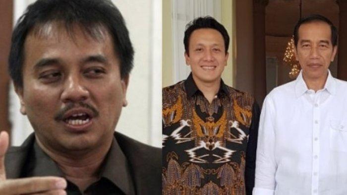 Staf Khusus Presiden Jokowi Duga Kasus Aset Kemenpora Hilang di Roy Suryo Adalah Anggaran Fiktif
